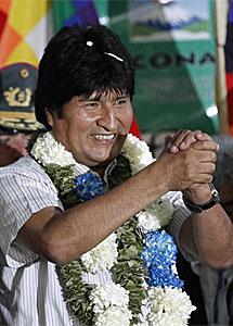 Morales en foto de archivo. | Reuters