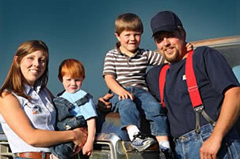 Imagen de la página web de la American Redneck Society.