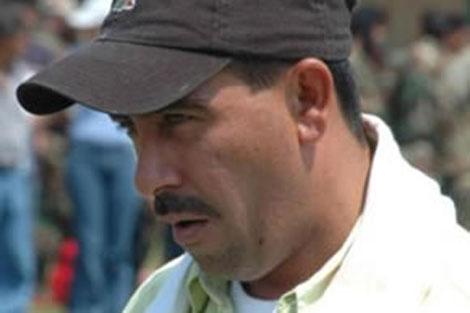 Pedro Guerrero alias 'Cuchillo'.