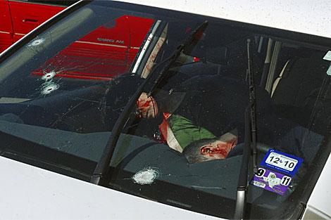 Un matrimonio de funcionarios de EEUU asesinados en C. Juárez. | Archivo Reuters