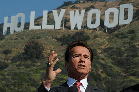 El casi ex gobernador de California, en una imagen de archivo.   Afp