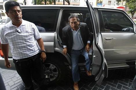 El ex presidente peruano y candidato presidencial, Alejandro Toledo. | AP