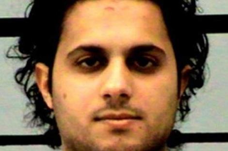 Khalid Ali-M Aldawsari. | Foto: Reuters