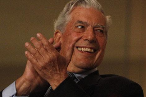 El Nobel de Literatura Mario Vargas Llosa. I Efe