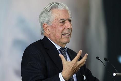 El Premio Nobel de Literatura Mario Vargas Llosa. | Reuters