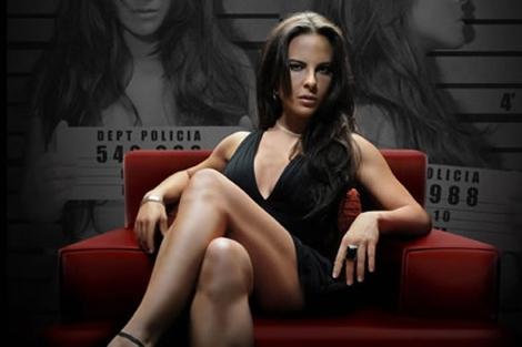 Kate del Castillo, protagonista de la serie.