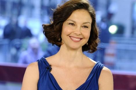 La actriz Ashley Judd. I AP