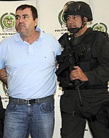 Walid Makled (Izq). I Reuters