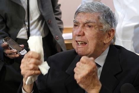 El anticastrista Luis Posada Carriles. | AP