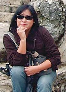 Patricia Montero.