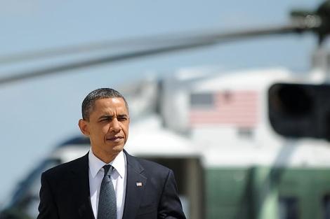 El presidente de los Estados Unidos, Barack Obama. | AFP