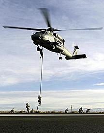 Miembros del equipo SEAL. | AFP
