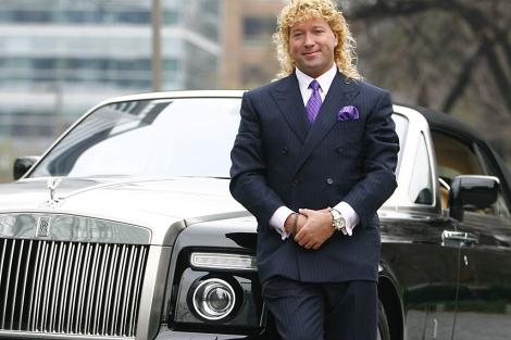El magnate chileno Leonardo Farkas.   Las últimas noticias