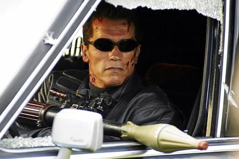 Fotograma de la película 'Terminator 3'.