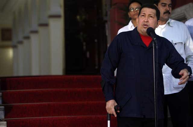 El presidente venezolano, HugoChávez. | Efe