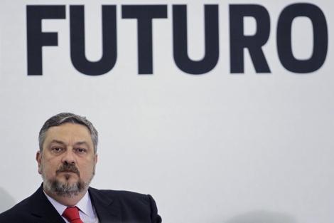 Antonio Palocci. I Reuters