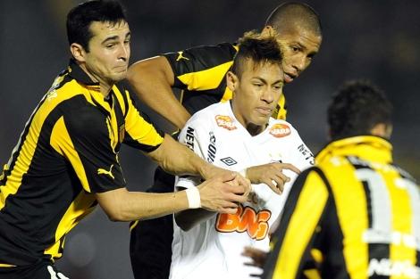 Santos neutraliza a Peñarol y saca un empate en Montevideo | Deportes |  elmundo.es