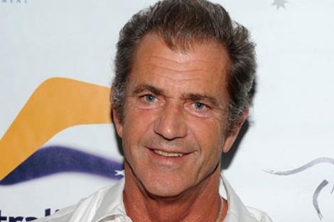 El actor en la presentación de la película 'The Beaver'.