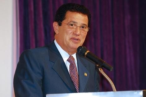 El ex ministro brasileño de Transporte Alfredo Nascimento.   Efe