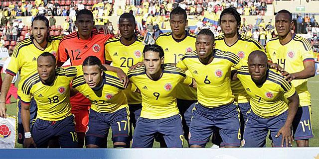 La victoria de la selección colombiana favoreció al resto de equipos. | Reuters