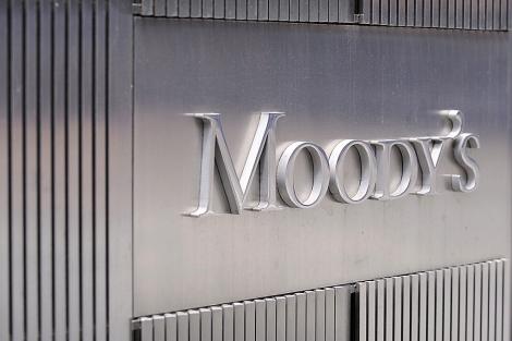 Imagen corporativa de la agencia Moody's.   Efe