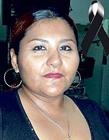 Yolanda Ordaz.