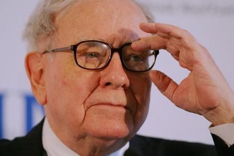 El inversor estadounidense Warren Buffett en una foto de archivo. | Efe