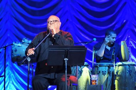Pablo Milanés durante su concierto de Miami. I Efe