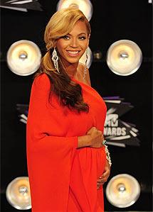 Beyoncé Knowles. | Afp