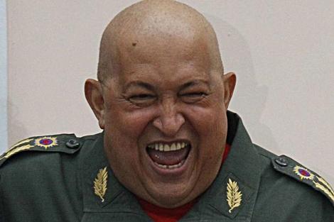 El presidente venezolano, Hugo Chávez.   AP