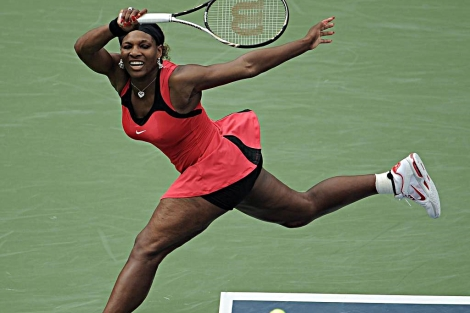 Serena Williams, cerca de la cuarta corona del US Open ...