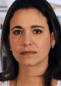 María Corina Machado. | Afp