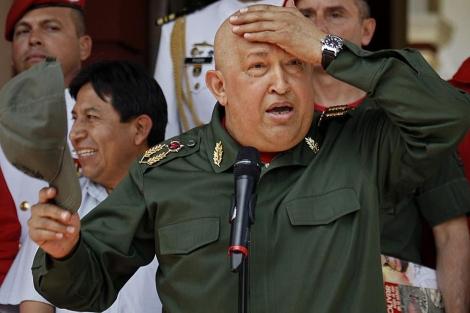 El presidente Hugo Chávez. | AP
