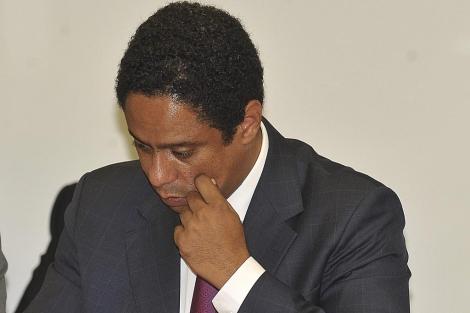 El ministro brasileño de Deportes, Orlando Silva. | Efe