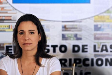 Maria Corina Machado. | Archivo AFP