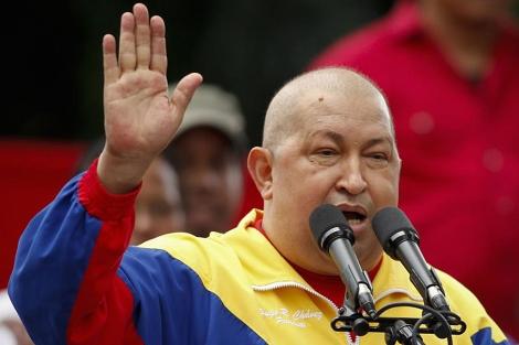 El presidente de Venezuela, Hugo Chávez. | Reuters