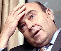El ex ministro Domingo Cavallo.