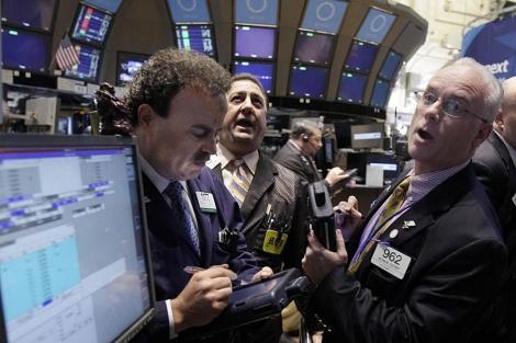 La Bolsa de Nueva York este 30 de noviembre. | AP
