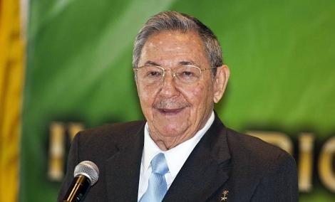 Raúl Castro en una reunión reciente del Caricom. | AFP