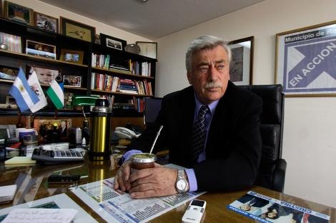 Soria, el pasado septiembre en su despacho. | AFP