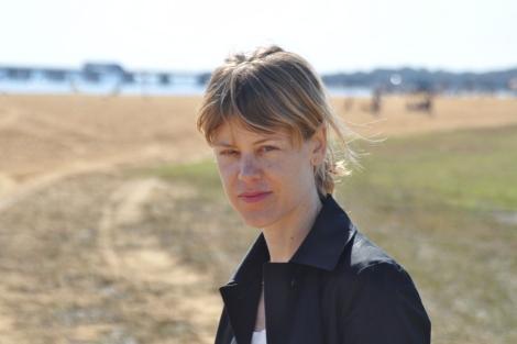 Imagen de Emma Reverte, la autora del libro.