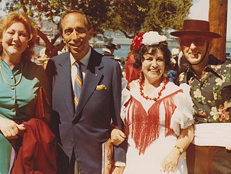 Alfonso de Bourbon (izquierda) presumía de su parecido con Alfonso XIII. | ELMUNDO.es