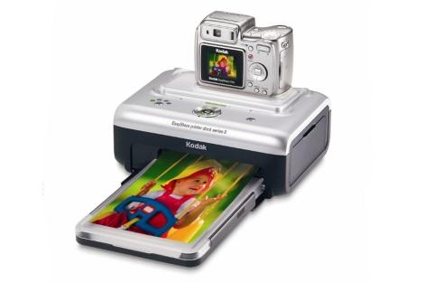 Cámara e impresora de Kodak.   ELMUNDO.es