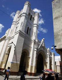 La Iglesia de la Caridad