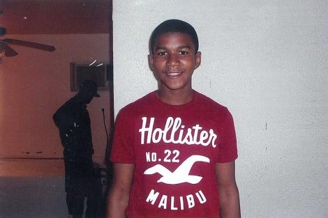 Imagen de archivo de Trayvon Martin, el chico negro asesinado. | Reuters