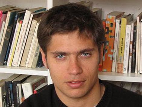 Axel Kicillof, en una imagen de su perfil de Facebook.