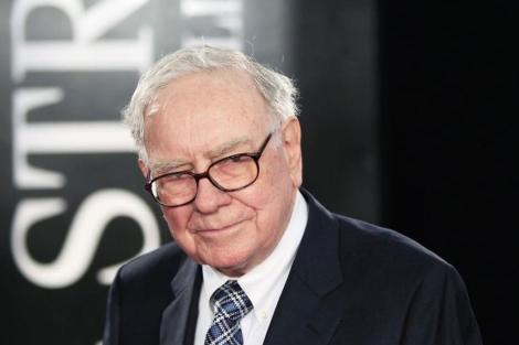 El empresario Warren Buffett.  Reuters