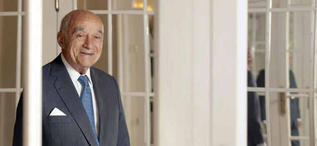 Enrique Eskenazi, presidente del Grupo Petersen.| Antonio M. Xoubanova