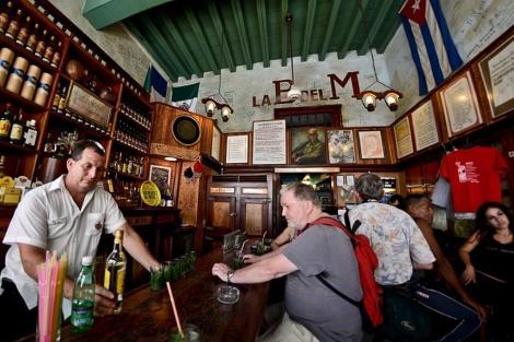 La Bodeguita Del Medio 70 Años De Mojitos Cuba Elmundo Es