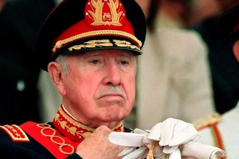 Imagen de archivo del fallecido dictador chileno, Aubgusto Pinochet. | Efe